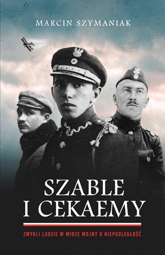 Szable i cekaemy - Szymaniak Marcin | okładka