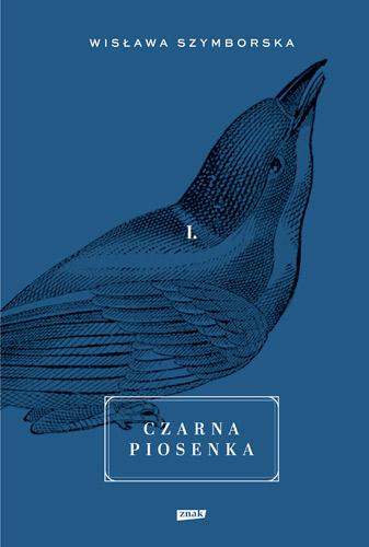 Czarna piosenka - Wisława Szymborska | okładka