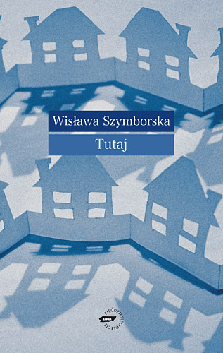 Tutaj - Wisława Szymborska  | okładka