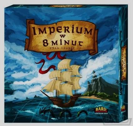 Imperium w 8 minut - gra planszowa