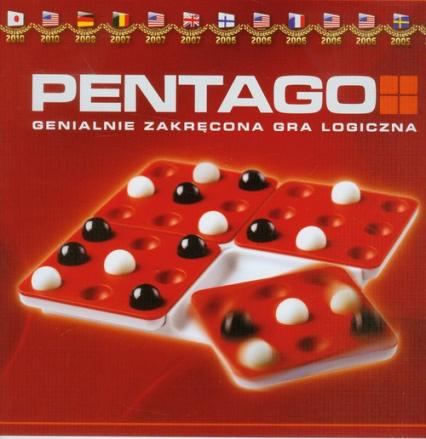 Pentago - gra planszowa -  | okładka
