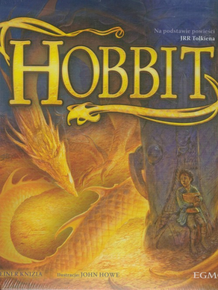 Hobbit - gra planszowa