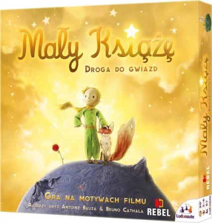 Mały Książę: Droga do Gwiazd (edycja filmowa) - gra -  | okładka