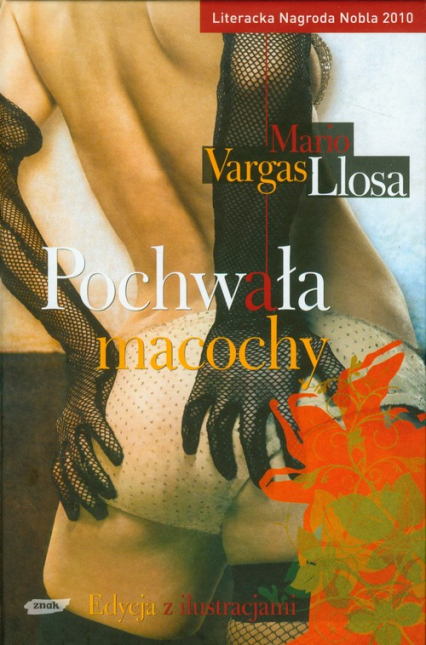 Pochwała macochy - Mario Vargas Llosa  | okładka