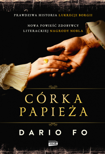 Córka papieża - Dario Fo | okładka