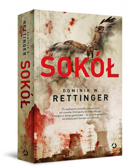 Sokół - Dominik W. Rettinger | okładka