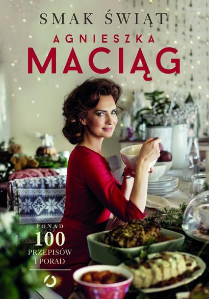 Smak świąt - Agnieszka Maciąg | okładka