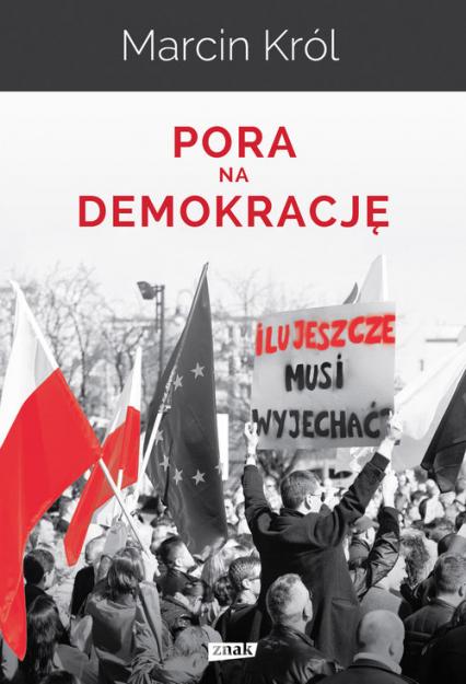 Pora na demokrację - Marcin Król | okładka