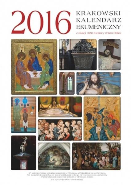Kalendarz ekumeniczny 2016 -  | okładka