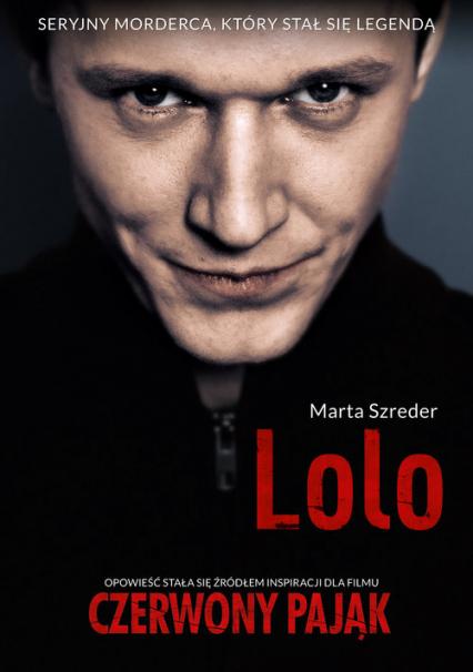 Lolo - Marta Szreder | okładka