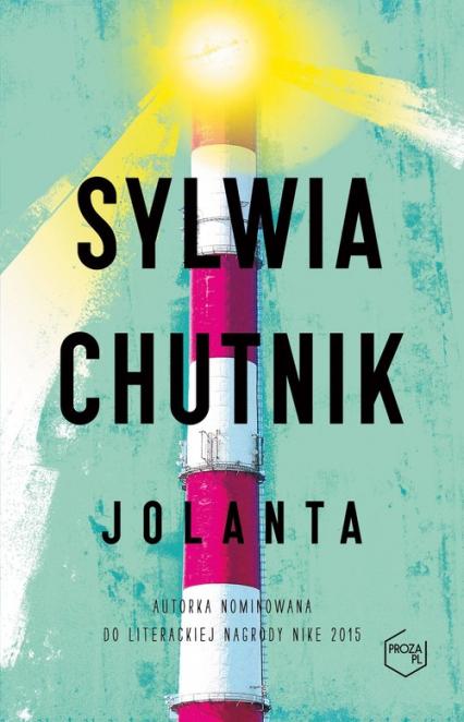 Jolanta - Sylwia Chutnik | okładka