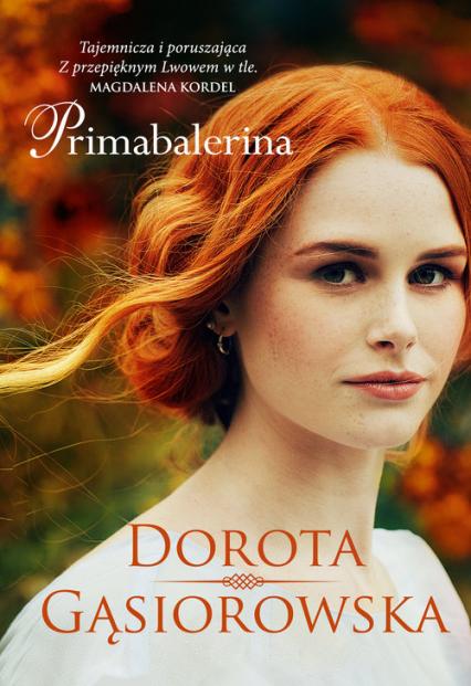 Primabalerina - Dorota Gąsiorowska | okładka