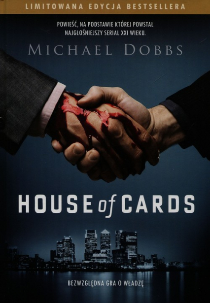 House of Cards - Michael  Dobbs | okładka