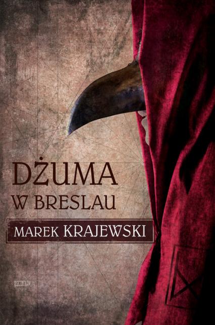 Dżuma w Breslau - Marek Krajewski | okładka