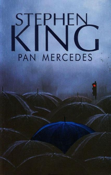 Pan Mercedes - Stephen King | okładka