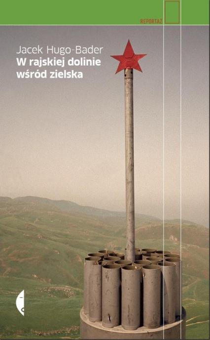 W rajskiej dolinie wśród zielska - Jacek Hugo-Bader | okładka