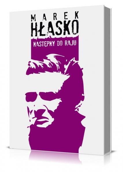 Następny do raju - Marek Hłasko | okładka