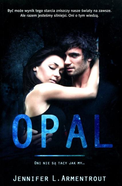 Opal - Jennifer L. Armentrout | okładka
