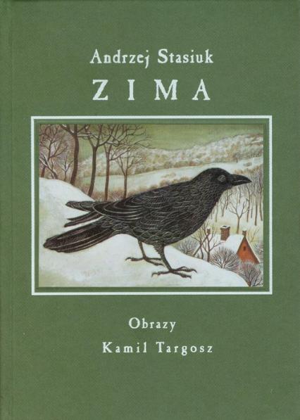 Zima - Andrzej Stasiuk | okładka