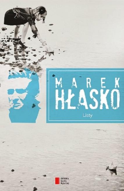 Listy - Marek Hłasko | okładka