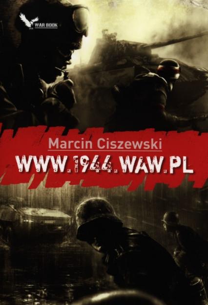 www.1944.waw.pl - Marcin Ciszewski | okładka