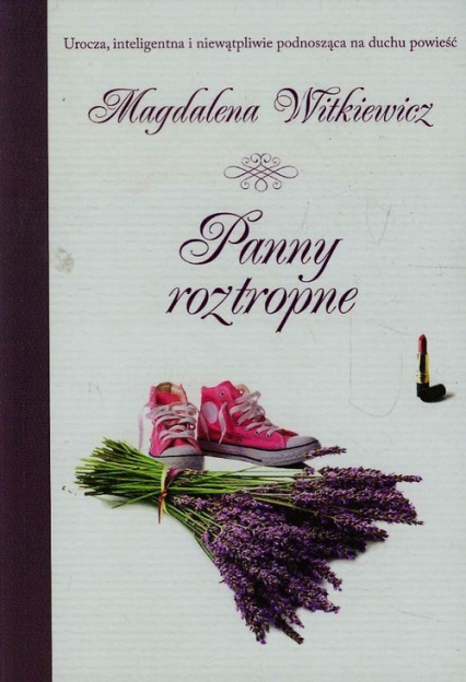 Panny roztropne - Magdalena Witkiewicz | okładka