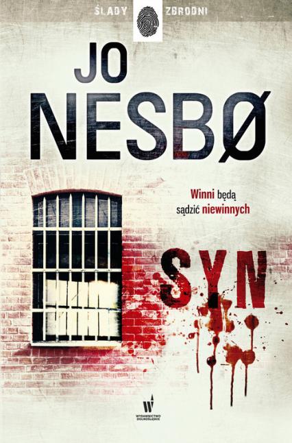 Syn - Jo Nesbo | okładka