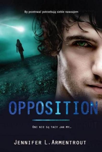 Opposition - Jennifer L. Armentrout   okładka