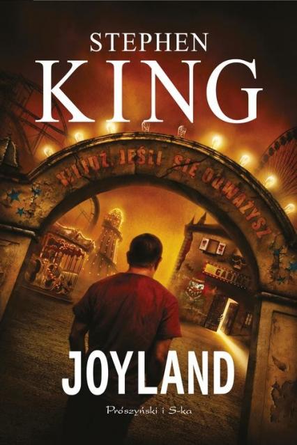 Joyland - Stephen King   okładka