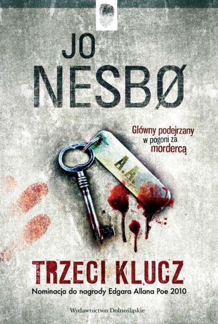 Trzeci klucz - Jo Nesbo | okładka