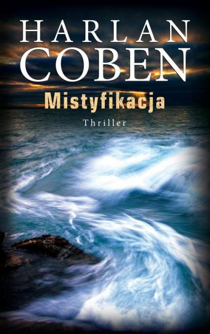 Mistyfikacja - Harlan Coben   okładka