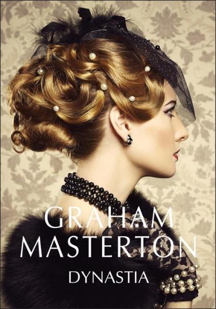 Dynastia - Graham Masterton | okładka