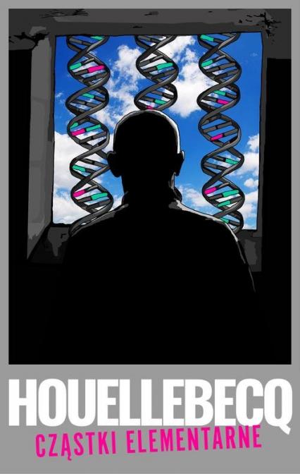 Cząstki elementarne - Michel Houellebecq | okładka