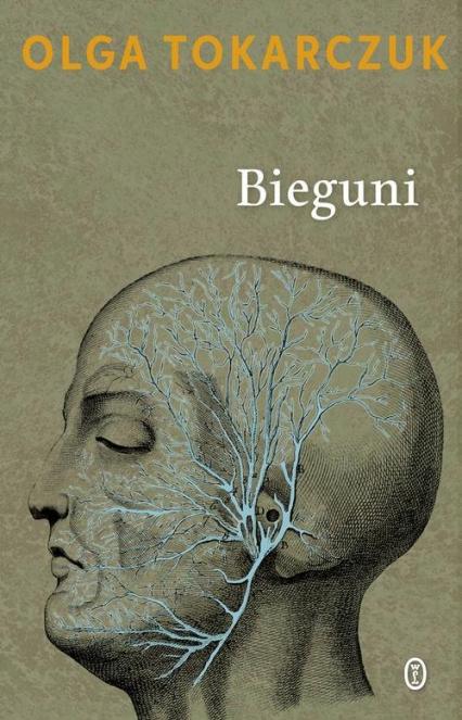 Bieguni - Olga Tokarczuk | okładka