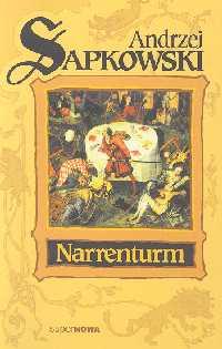 Narrenturm - Andrzej Sapkowski | okładka
