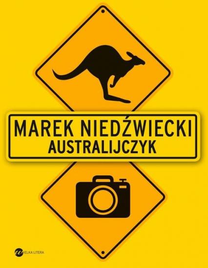 Australijczyk - Marek Niedźwiecki | okładka