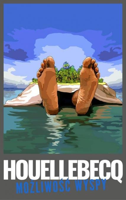 Możliwość wyspy - Michel Houellebecq | okładka