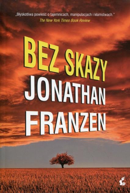 Bez skazy - Jonathan Franzen | okładka