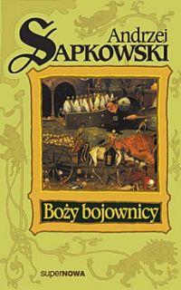 Boży bojownicy - Andrzej Sapkowski | okładka