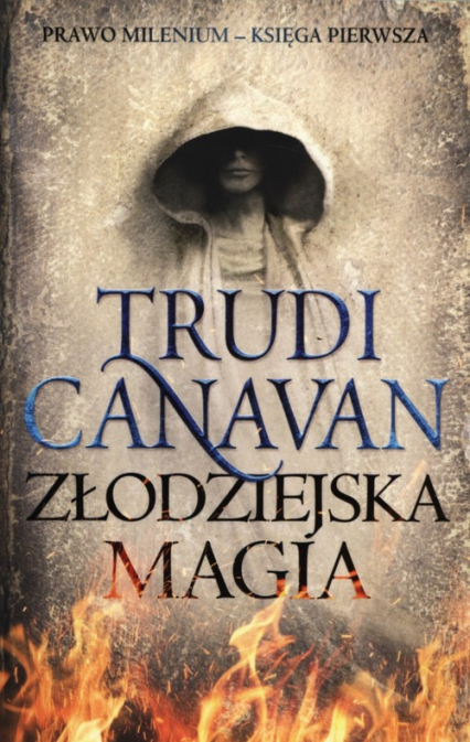 Złodziejska magia - Trudi Canavan | okładka