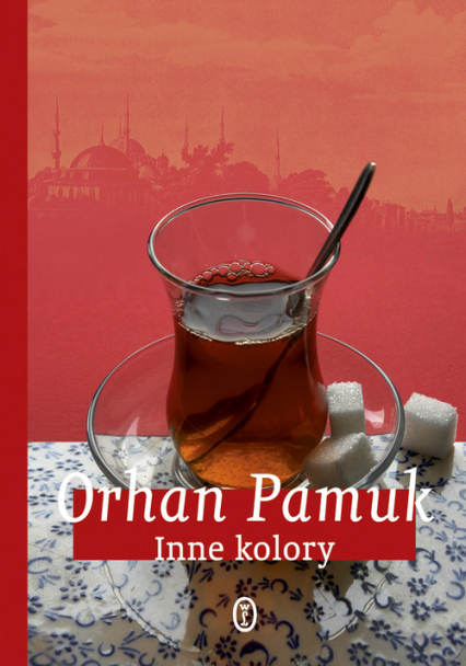 Inne kolory - Orhan Pamuk | okładka