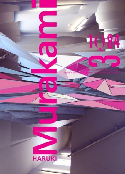 1Q84 Tom 3 - Haruki Murakami | okładka