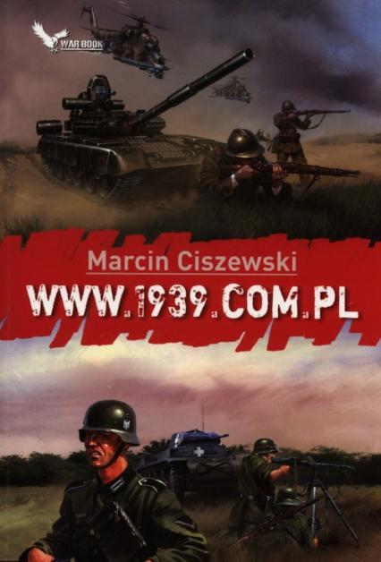 www.1939.com.pl - Marcin Ciszewski | okładka