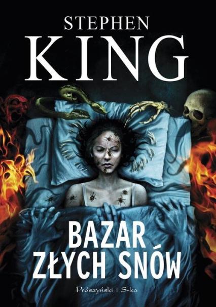 Bazar złych snów - Stephen King   okładka