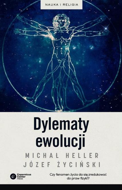 Dylematy ewolucji - Michał Heller, Józef Życiński  | okładka