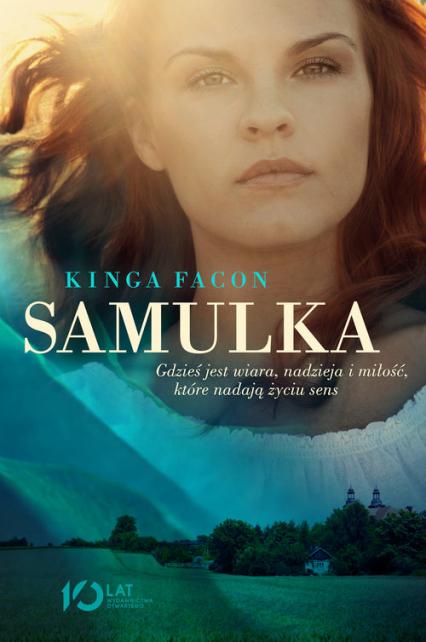 Samulka - Kinga Facon | okładka