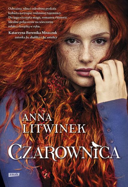 Czarownica - Anna Litwinek | okładka