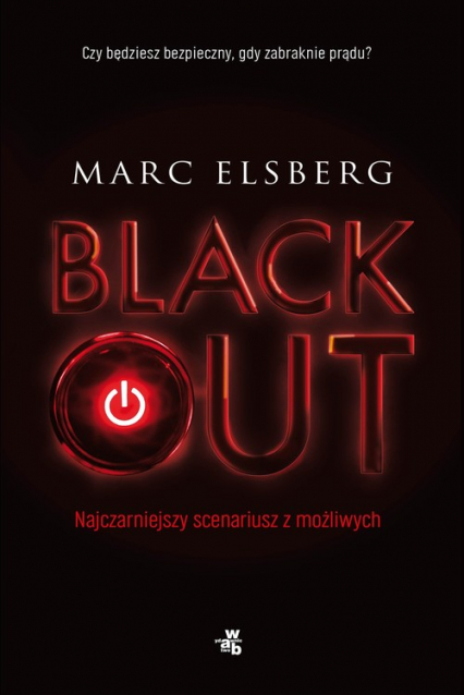 Blackout - Marc Elsberg | okładka