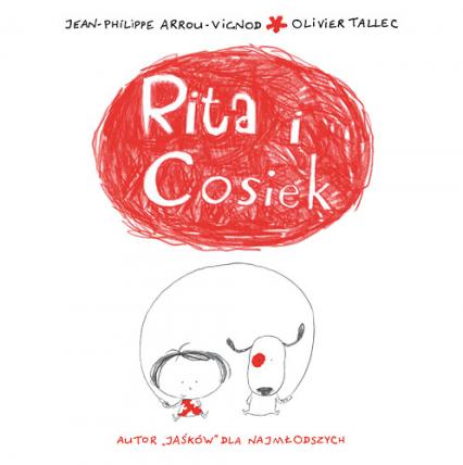Rita i Cosiek - Jean-Philippe Arrou-Vignod | okładka