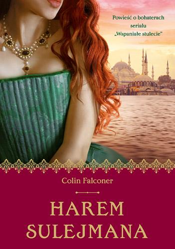 Harem Sulejmana - Colin Falconer | okładka